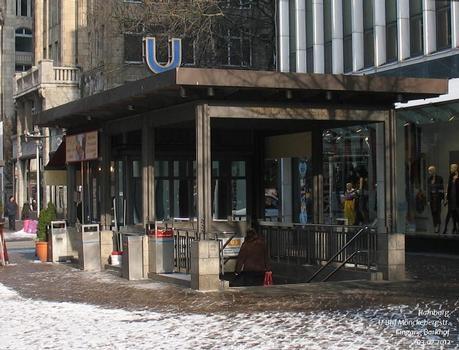 Mönckebergstraße Metro Station