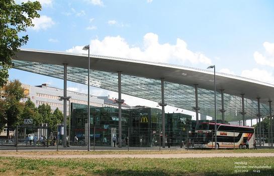 Gare routière centrale