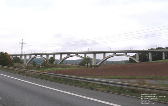Hanover-Würzburg High-speed Rail Line – Wälsebach Viaduct