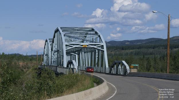 Yukon River Bridge
