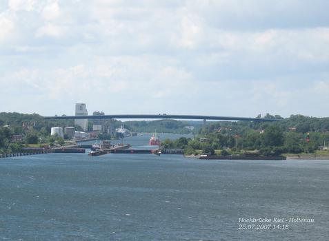 Hochbrücke Kiel-Holtenau