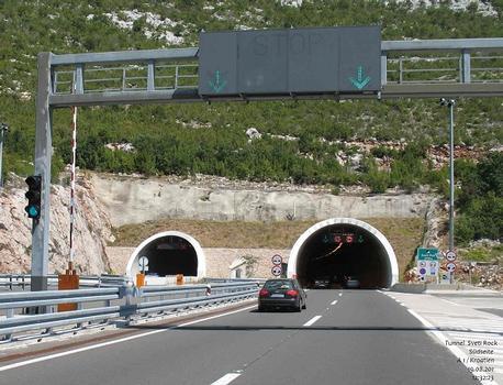 Sveti Rok Tunnel