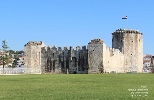 Trogir Festung Kamerlengo