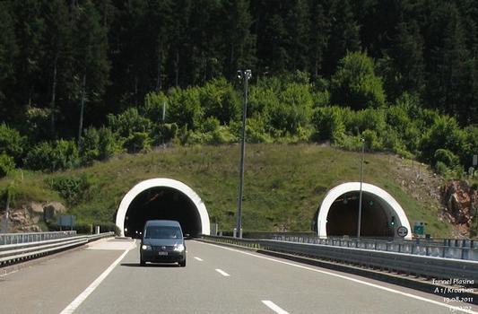 Plasina Tunnel