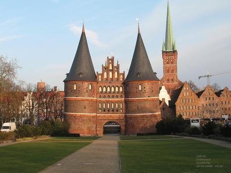 LübeckHolstentor