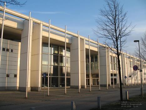 Lübeck: Musik- u. Kongresshalle