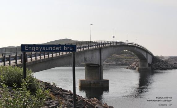 Engøysundet-Brücke