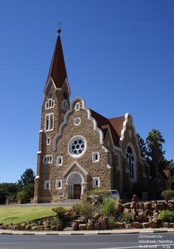 Christuskirche in Windhoek / Namibia