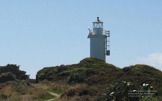 Cape Foulwind Lighthouse, West Coast, Nouvelle Zéelande