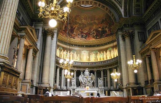 Église de la Madeleine, Paris