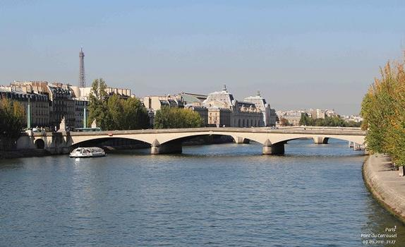 Pont du Carrousel, Paris