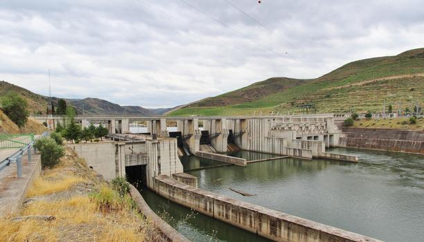 Pocinho Dam