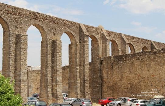 Agua da Prata Aqueduct