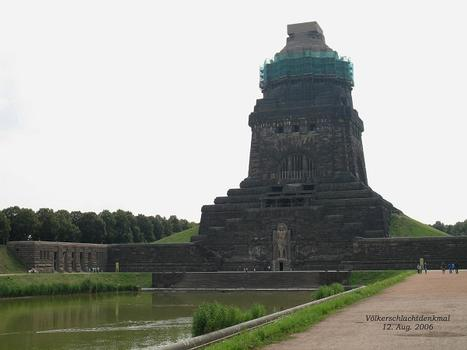 Leipzig: Völkerschlachtdenkmal