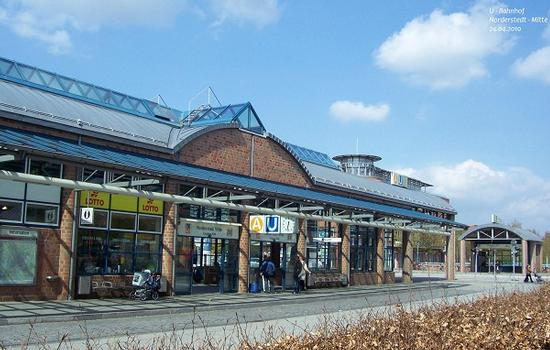 U-Bahnhof Norderstedt-Mitte