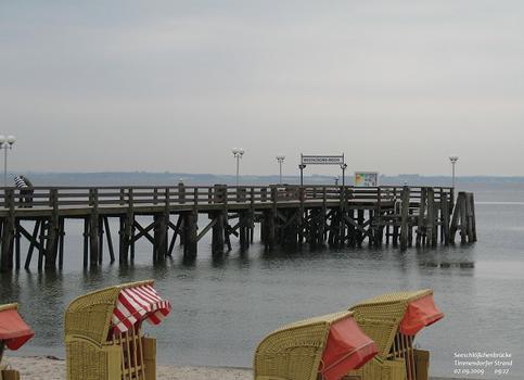 Seeschlößchenbrücke, Timmendorfer Strand