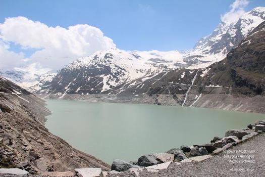 Mattmark Dam