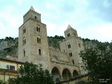 Cefalù / Sizilien: Kathedrale