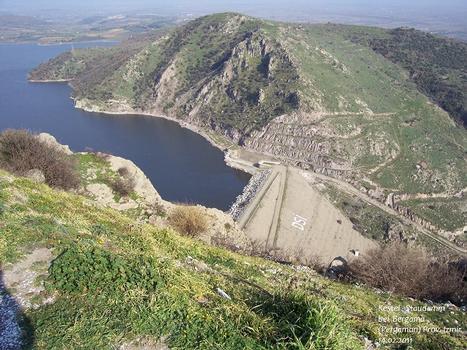 Kestel Dam bei Bergama, Prov. Izmir