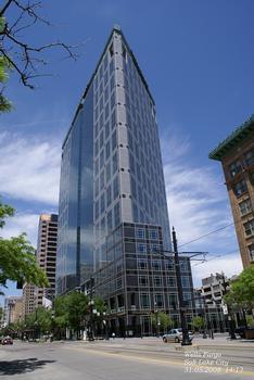 Wells Fargo in Salt Lake City