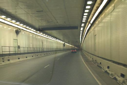 Eisenhower Tunnel Interstate 70 Colorado, USA