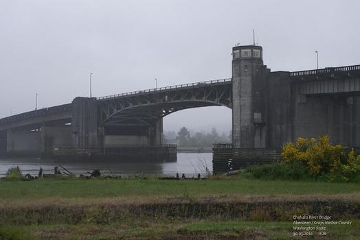 Chehalis River Bridge, Aberdeen / Olympic Peninsula, Washington State