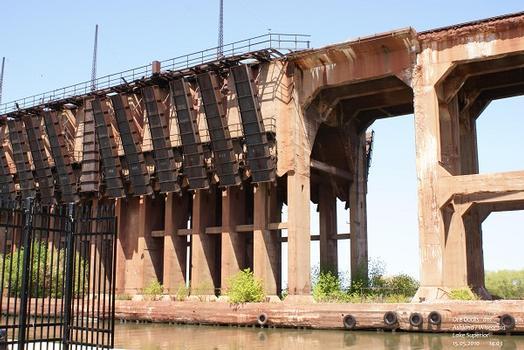 Ashland Ore Dock