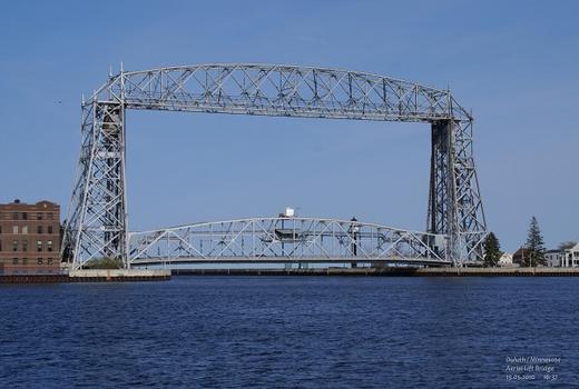Aerial Lift Bridge Duluth / Minnesota
