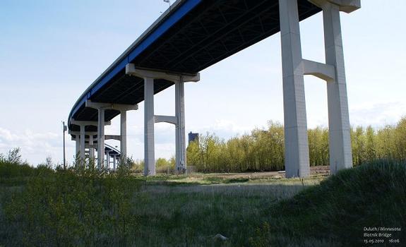 Blatnik Bridge in Duluth / Minnesota