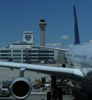 Tower am Denver International Airport