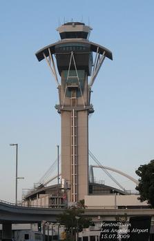 Kontrollturm am Los Angeles Airport