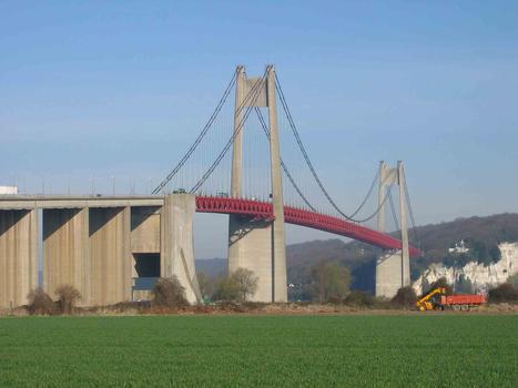 Seinebrücke Tancarville
