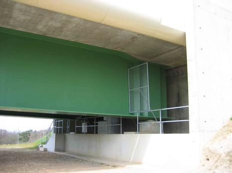 A 28 - Talbrücke Risle