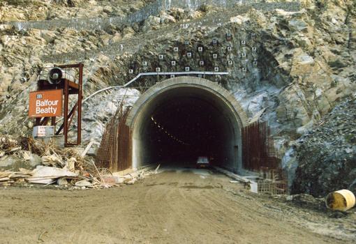 Penmaen-bach Tunnel