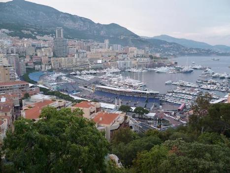 Port Hercule - Principauté de Monaco