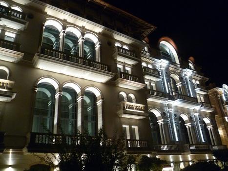 Résidence Balmoral - Principauté de Monaco