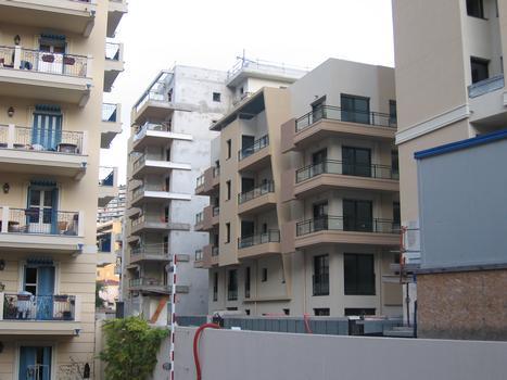 Urbanisation des terrains S.N.C.F. - Opération Auréglia/Grimaldi