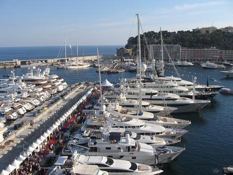 Digues du Port Hercule Transformation et agrandissement, Principauté de Monaco