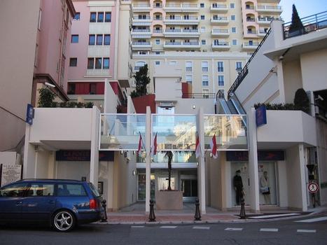Poste de La Condamine, Principauté de Monaco