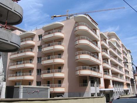 Opération Industria/MinerveBatiment 3, Principauté de Monaco
