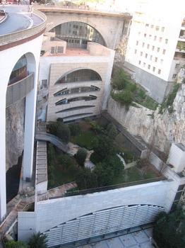 Image Gallery | Monaco Underground Railway Station (Les Moneghetti ...