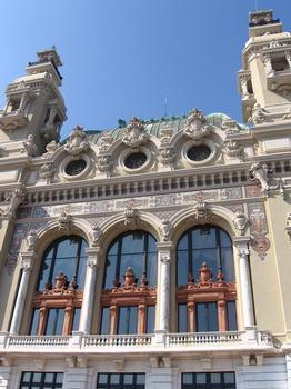 Opéra de Monte Carlo, Principauté de Monaco
