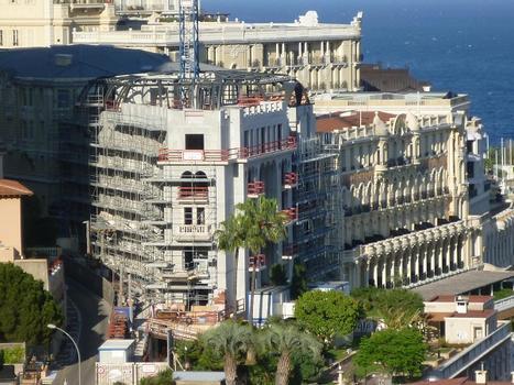 Résidence Balmoral, Principauté de Monaco