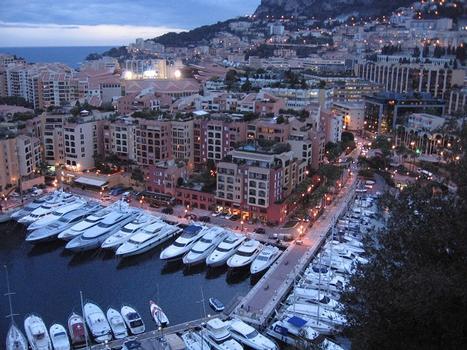 Fontvieille VillagePrincipauté de Monaco