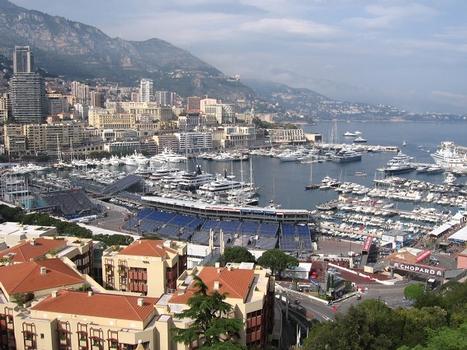 Port Hercule, Principauté de Monaco
