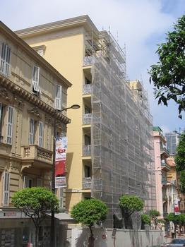 Opération 25, 27 rue Grimaldi, Principauté de Monaco