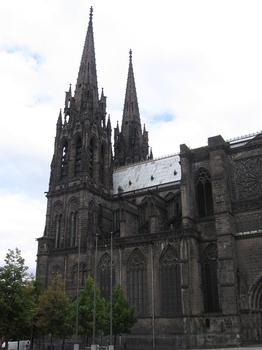 Cathédrale de Clermont-FerrandPuy-de-Dôme (63), Auvergne, France