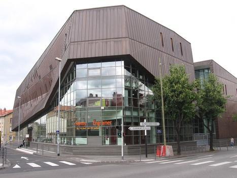 Ecole Supérieure d'ArtClermont-FerrandPuy-de-Dôme (63), Auvergne, France : Ecole Supérieure d'Art Clermont-Ferrand Puy-de-Dôme (63), Auvergne, France