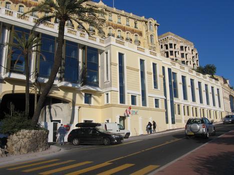 IM²S, avenue d'Ostende, Monaco