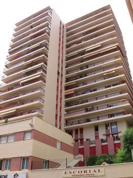 Résidence L'Escorial Hauts Moneghetti Monaco